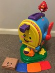 66: Fisher Price - Laugh and Learn - Learning Letters Postbox
