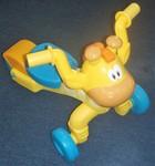 300: Little Tikes Go & Grow Lil Rollin Giraffe Ride-On