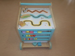 241B: 6 In 1 Activity Cube and Walker