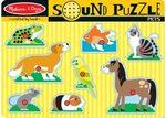527: Melissa & Doug Sound Puzzle Pets