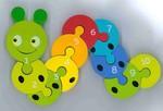 734: Number Puzzle - Caterpillar