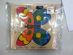 Butterfly multi level puzzle