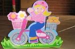 Becky's Bicycle puzzle