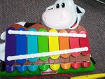Cow Xylophone