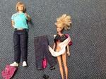 Barbie and Ken Playset
