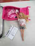 Barbie with Wardrobe and clothes