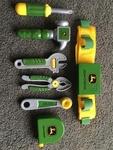 973: John Deere Talking toolbelt