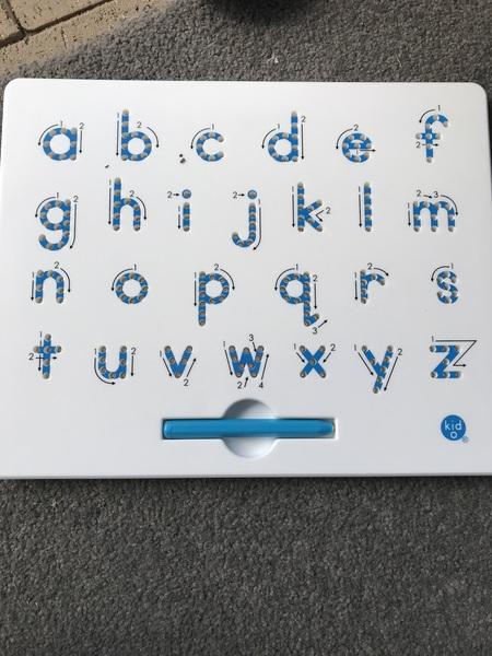 1024: Magna tabs a-z