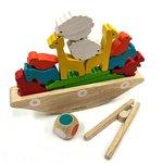 1035: Balancing boat animals
