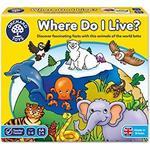 1045: Where do I live