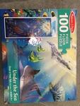 1057: Under the Sea - giant floor puzzle