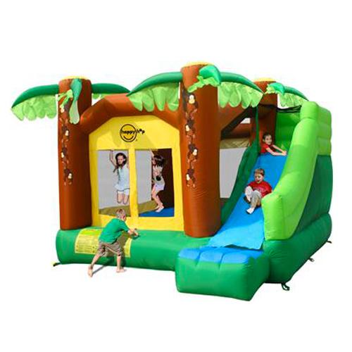 1078: Jungle Bouncy Castle