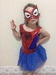 1088: Spider Girl Costume