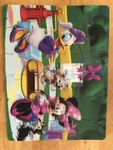 1108: Minnie Mouse Lenticular puzzle