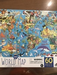 1124: World map floor puzzle