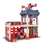 1167: Fire station
