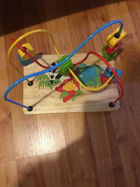 1185: Mini Bead Maze