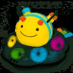 1193: Skip Hop Crawling Bee