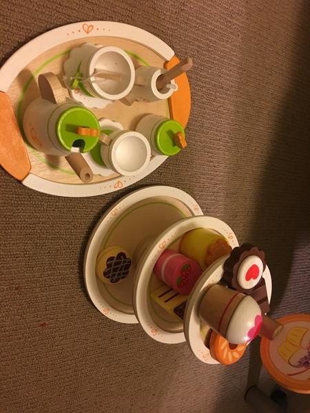 1207: High Tea Set