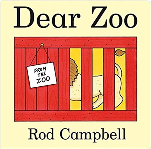 1232: Dear Zoo book and story stones