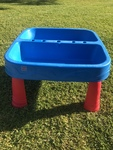 1237: Water/Sand play table
