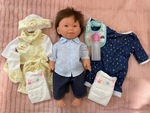 1316: Baby Doll with Down Syndrome Pack