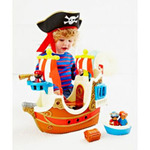 868B: ELC Pirate Ship
