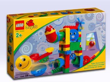 39B: Duplo Tubes - Set #3266