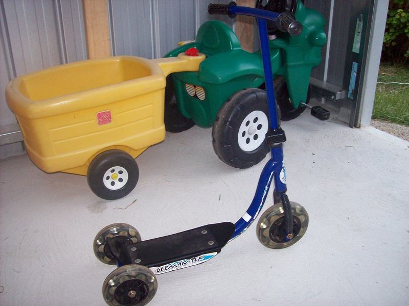 45B: Scooter