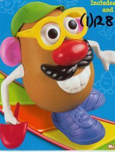 128B: Mr Potato Head