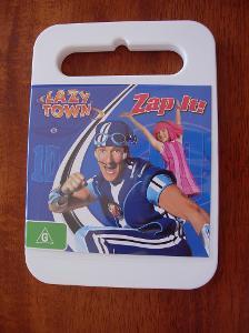 408B: Lazy Town: Zap It