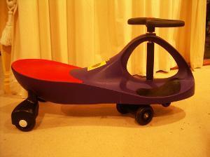 569B: Plasma Car