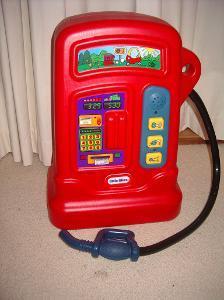 575B: Petrol Pump #2