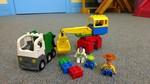 595B: Toy Story 3 Duplo, Garbage truck set
