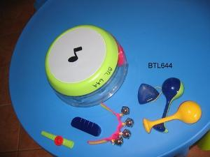 644B: Carry along music fun