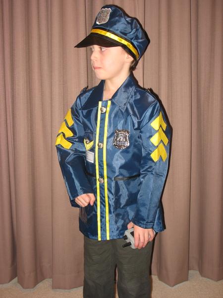 682B: Police costume