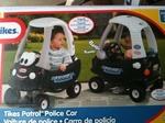 772B: Little Tikes Police Car