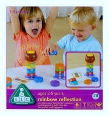 799B: Rainbow Reflection