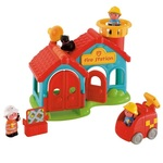 805B: Happyland Fire Station