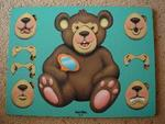 136G: Bear Expressions Puzzle