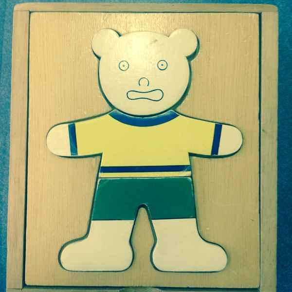 178G: Moody Bear Puzzle
