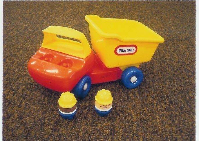 190G: Little Tikes Dump Truck