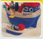 196G: Mighty Voyager Pirate Ship