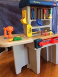 218: Workbench - Little Tikes
