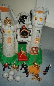 239G: Great Adventures Castle # 1
