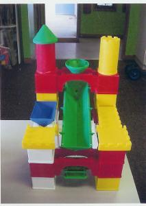 253G: Sand & Water Castle