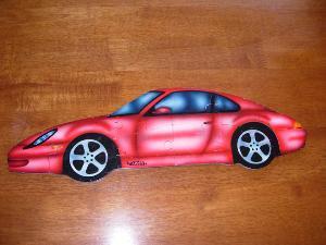 267G: Porsche Jigsaw