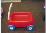 364G: Pull along wagon