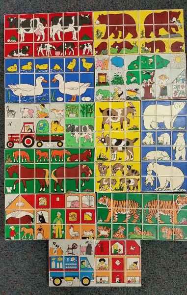 153P: Duplo Puzzle