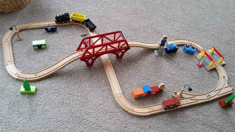 933: My First Train Set